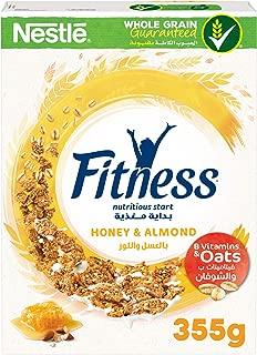 Nestle Fitness Honey & Almond Breakfast Cereal 355g