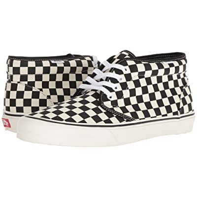 Vans Chukka DX SF ((Surf Check) Black/White) Men