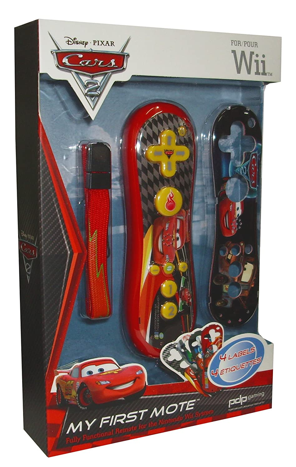 Wii My First Mote Cars Pixar Surprise price Purchase Remote Disney