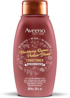 AVEENO Color Protect & Strengthen+ Blackberry & Quinoa Conditioner (12oz)