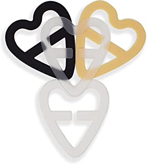 heart shaped bra clip