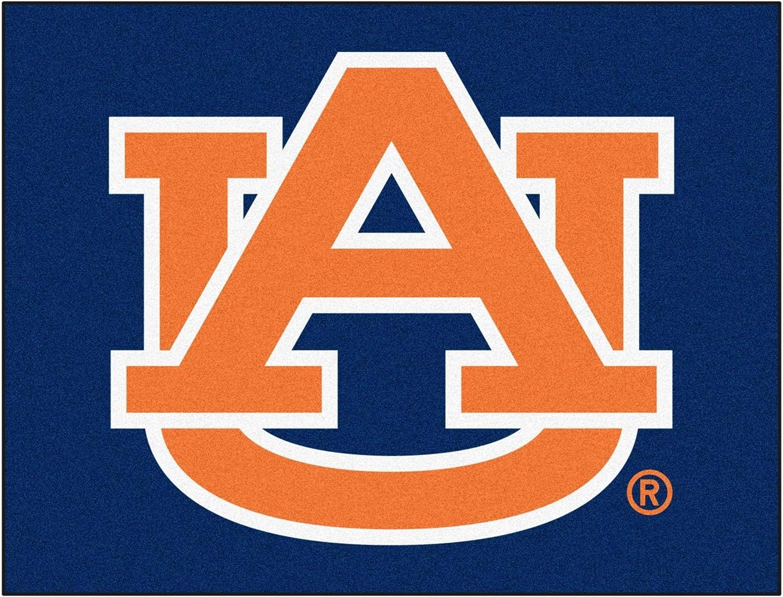 Fanmats 1355 Auburn University AllStar Rug