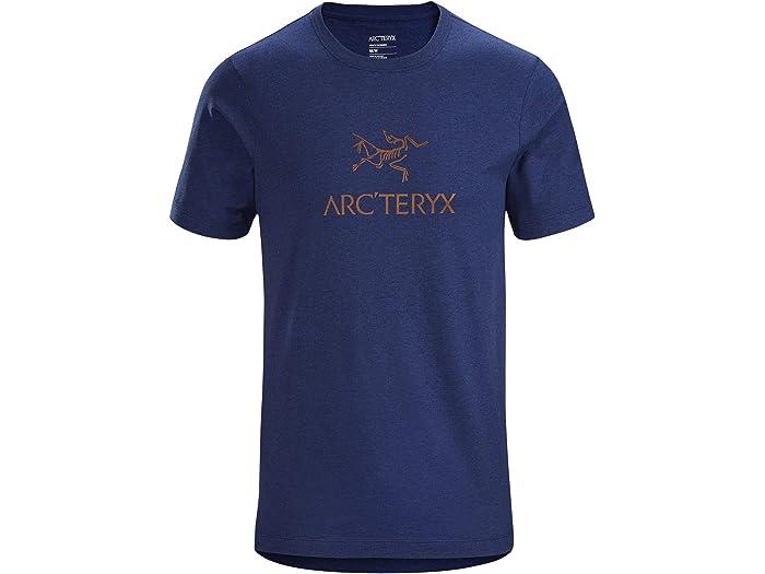 Arcteryx Emblem Shortsleeve Shirt Men white Size L 2019 shortsleeve tshirt