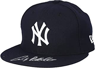 Andy Pettitte New York Yankees Autographed New Era Cap - Fanatics Authentic Certified - Autographed Hats