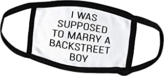 Tory Anne Collections Quotes - I was Supposed to Marry A Backstreet Boy - Face Masks (fm_294305_1)