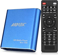Sponsored Ad - HDMI Media Player, Blue Mini 1080p Full-HD Ultra HDMI MP4 Player for -MKV / RM/ MP4 / AVI etc- HDD USB Flas... photo