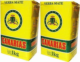 Yerba Mate Canarias 2 Pack (2kg - 4.4lbs)