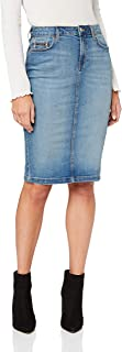 Calvin Klein Jeans Women's Denim Pencil Skirt