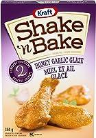Shake 'N Bake Honey Garlic Coating Mix, 184g (Pack of 12)