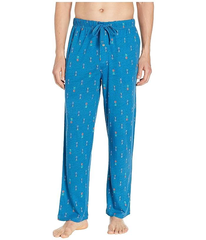 Tommy Hilfiger Mens Poplin Woven Drawstring Pajama Pant