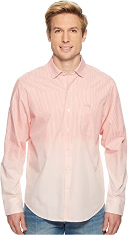 Fadeaway Beach Striped Shirt