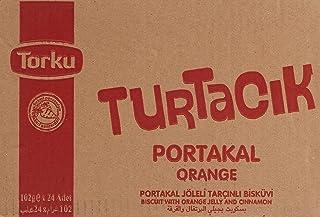 Torku Turtacık Portakal Jöleli 102 Gr x 24