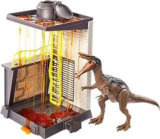 Jurassic World Slime Lava Surge Playset