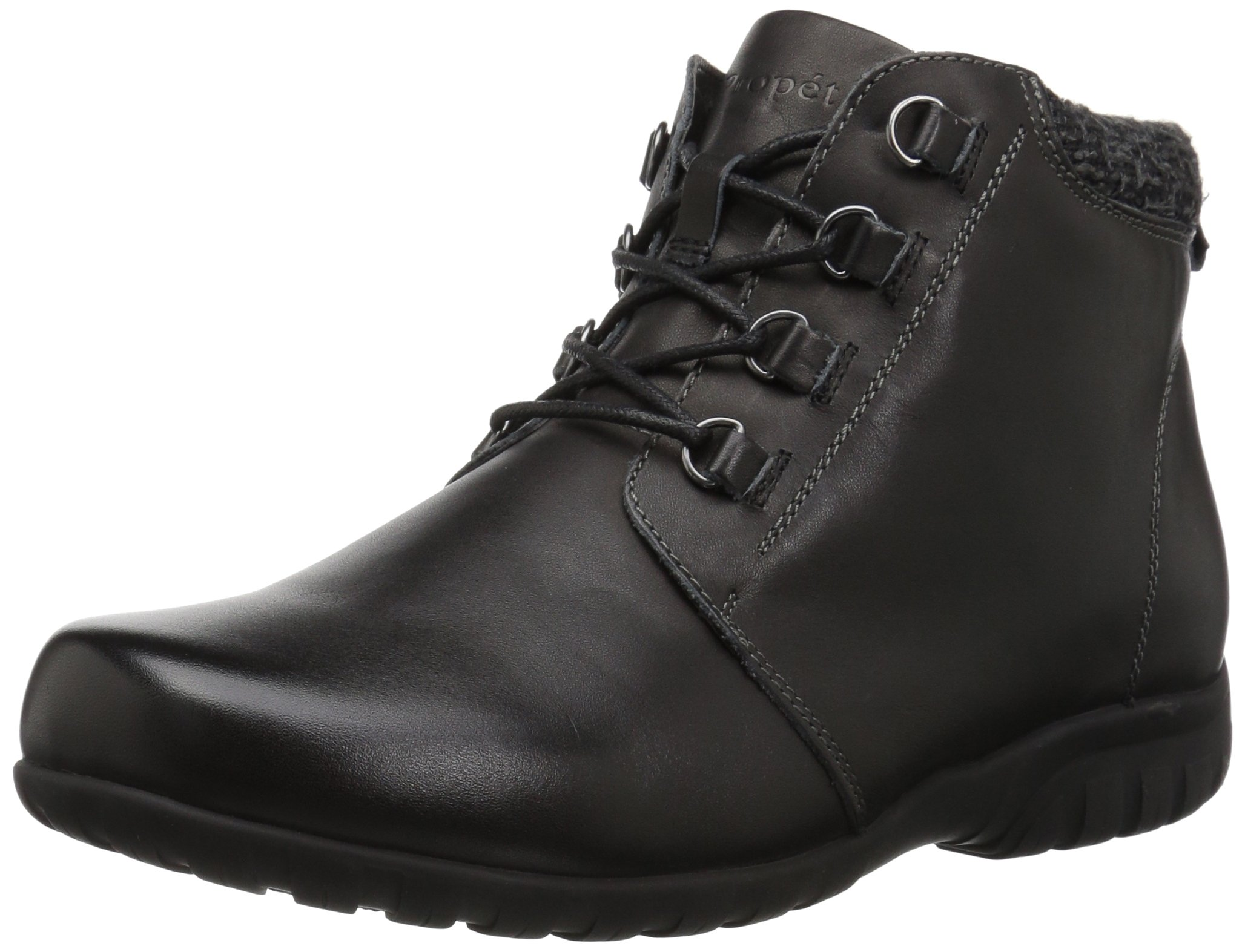 Propet Womens Delaney Ankle Bootie
