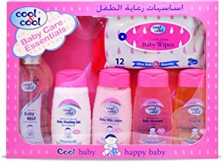 Cool & Cool Cool & Cool Baby Kit Essentials (60ml), Set of 1