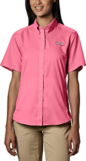 Columbia Women's Tamiami II Short Sleeve Shirt, UPF 40...