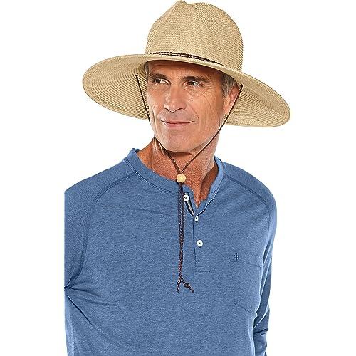 d9fd30ad2d6 Coolibar UPF 50+ Men s Beach Comber Sun Hat - Sun Protective