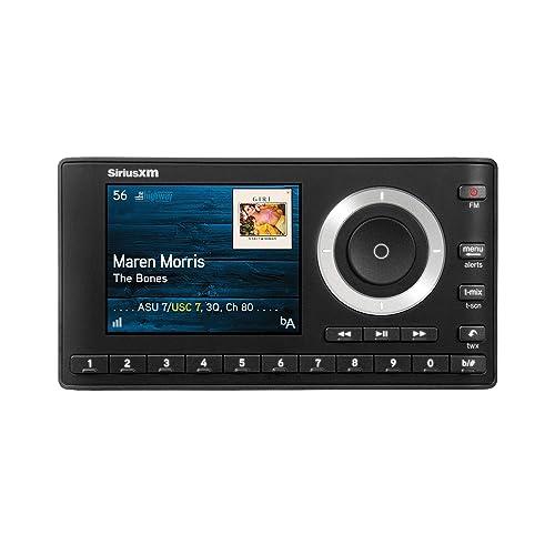 SiriusXM SXPL1V1 Onyx Plus Satellite Radio with Vehicle Kit with Free 3 Months Satellite and Streaming Service Onyx Plus with Vehicle Kit