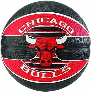 SPALDING NBA 球队芝加哥公牛队篮球