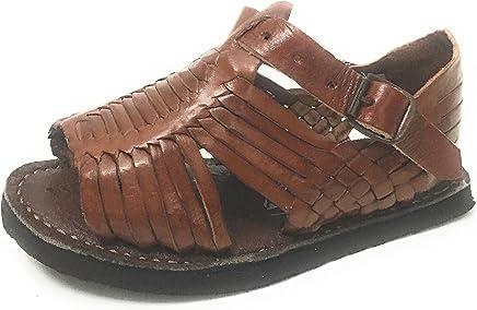 Kids Huarache Sandals, Original Mexican Sandals. Baby Toddler Sandals