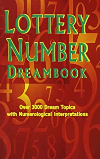 Lottery Number Dream Book