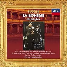 Puccini: La Boheme -Highlights (SHM-CD)