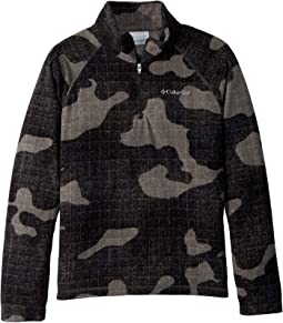 Glacial™ III Fleece Printed 1/2 Zip (Little Kids/Big Kids)