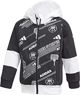 adidas LB Fleece Jkt Sweatshirt Niños