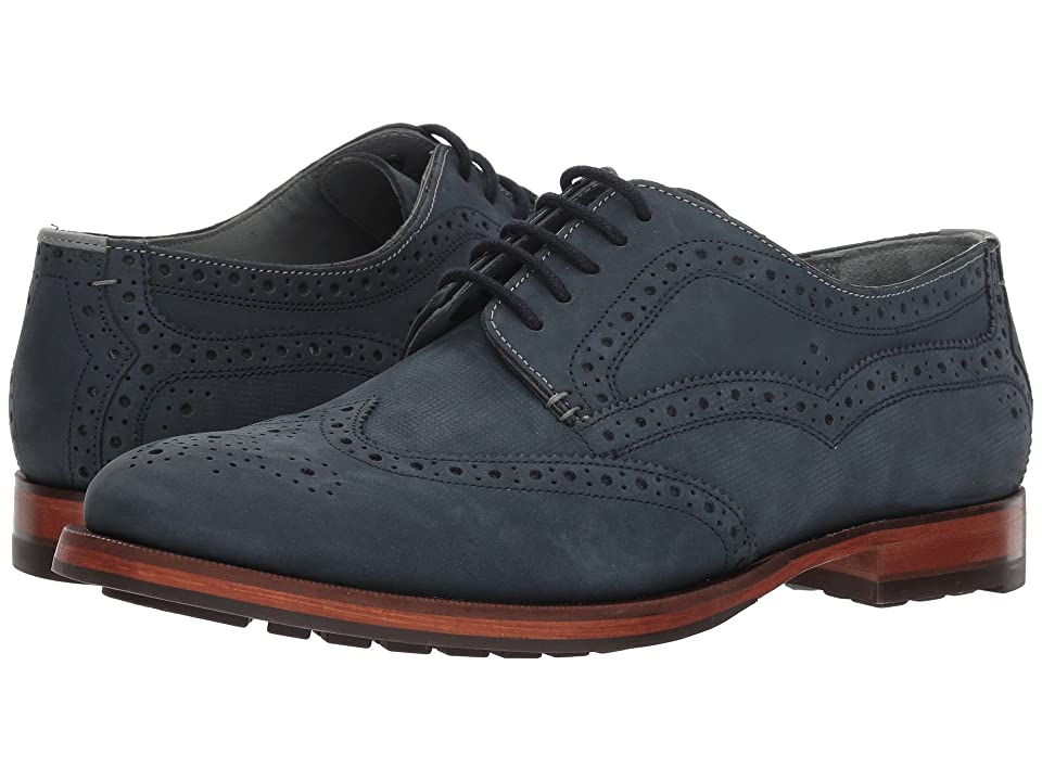 Ted Baker Senapen (Dark Blue Nubuck) Men