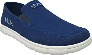 HUK Mens H8012000 Brewster 13 Denim Blue