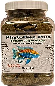 Brine Shrimp Direct PhytoDisc Plus Spirulina Algae Wafers, 8 oz