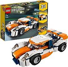 LEGO Creator - Deportivo de Competición Sunset, juguete