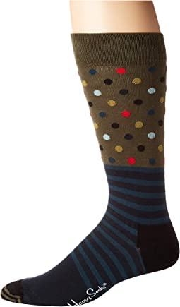 Stripes & Dots Socks