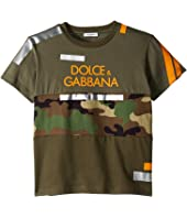 Dolce & Gabbana Kids - D&G Army T-Shirt (Little Kids)