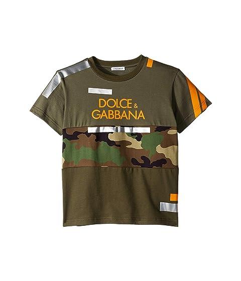 Dolce & Gabbana Kids D&G Army T-Shirt (Little Kids)
