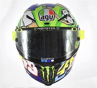 AGV Pista GP-R Limited Edition Rossi Mugello 2017 Carbon Fiber Helmet (Large)