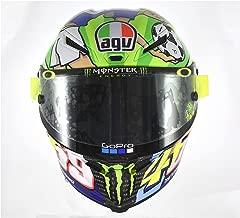 AGV Pista GP-R Limited Edition Rossi Mugello 2017 Carbon Fiber Helmet (Small)