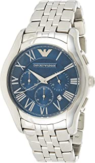 Mens Classic Stainless Steel Wrist Watch