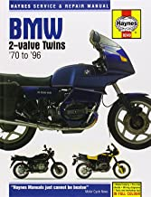BMW 2-Valve Twins '70 to '96 Service Manual (Haynes Service and Repair Manuals)