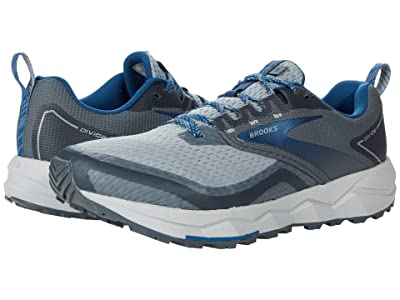 Brooks Divide 2 (Quarry/Grey/Dark Blue) Men
