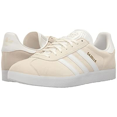 adidas Originals Gazelle (Off-White/White/Gold) Women