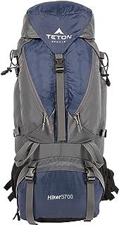 TETON Sports Ultralight Backpacks; Lightweight, Durable, Internal-Frame Backpack for Hiking, Backpacking, Travel and Campi...