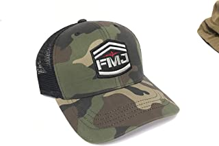 Easton FMJ Woodland Hat, Camo, One Size