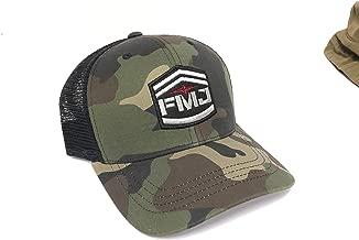 Easton FMJ Woodland Hat, Camo, One Size