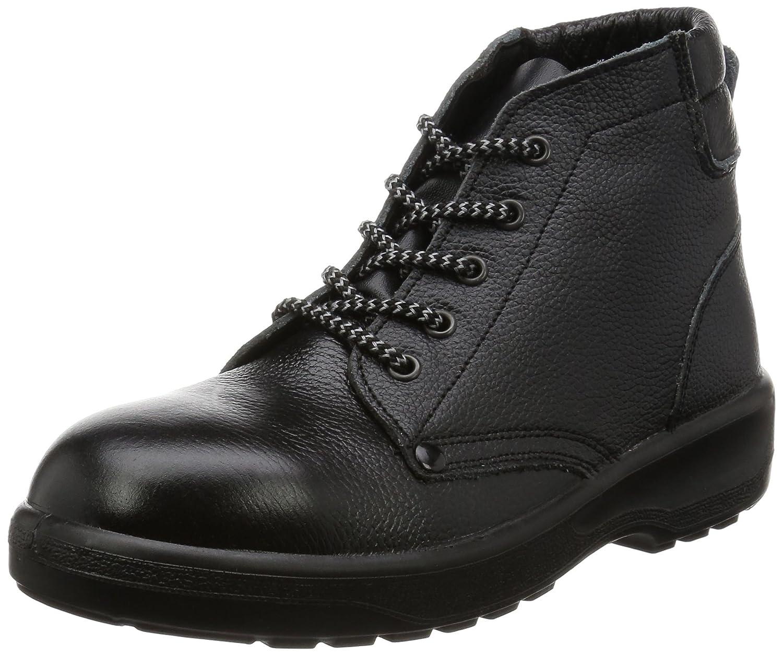 [エンゼル] ポリウレタン2層底安全靴 中編靴 AG212 AGシリーズ メンズ