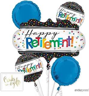 Best happy retirement balloon bouquets Reviews