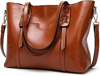 Women Top Handle Satchel Handbags Shoulder Bag Tote Purse