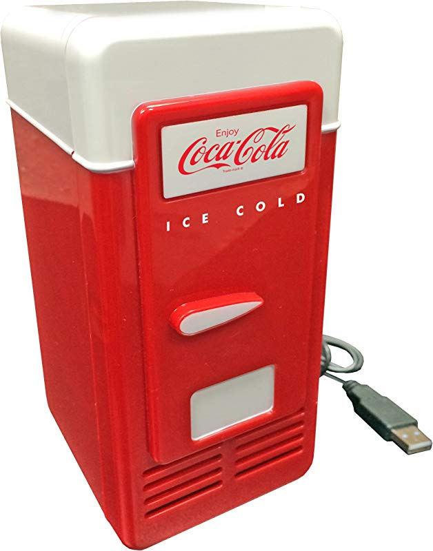 Koolatron CCRF01 Can Cooler Red