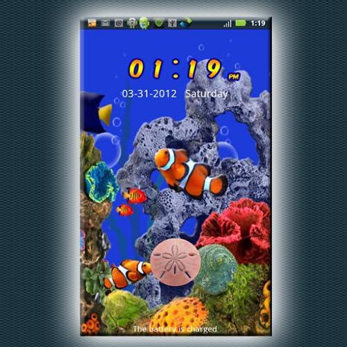 Tropical Aquarium GO LOCKER