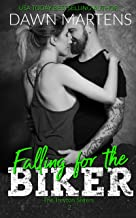 Falling For The Biker (The Treyton Sisters Book 2)